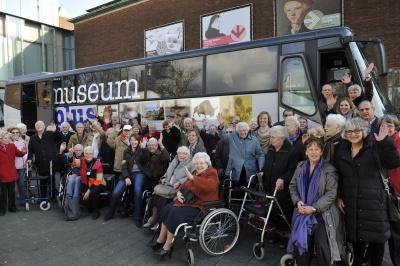 Gaat u mee met de Museum PlusBus op stap?