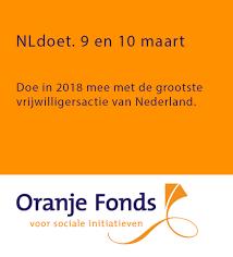 NLdoet 2018: heel Nederland doet mee!