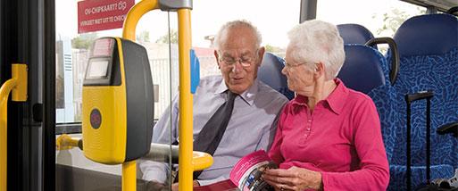 Informatiebijeenkomst voor senioren