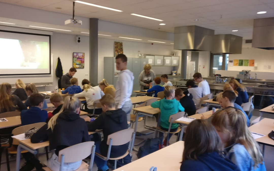 Nationaal Schoolontbijt Staring College