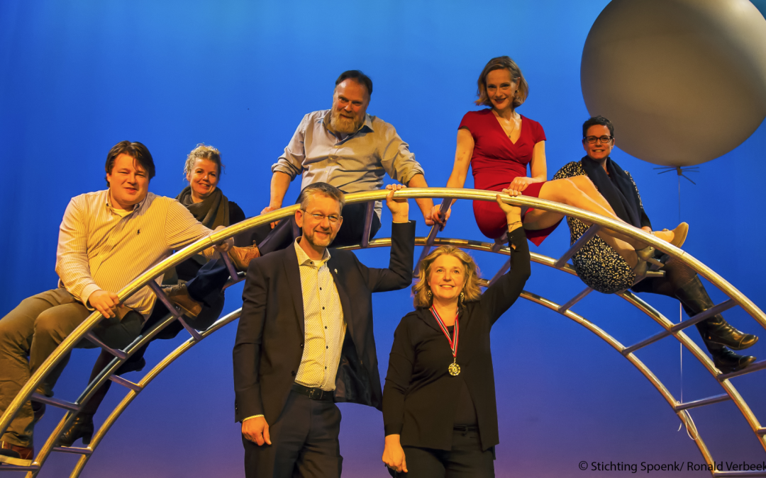 Warm onthaal voor Lastige Ouders door gemeente Lochem, 't Baken, Stichting Welzijn Lochem, Stichting 2CU en Stichting Spoen