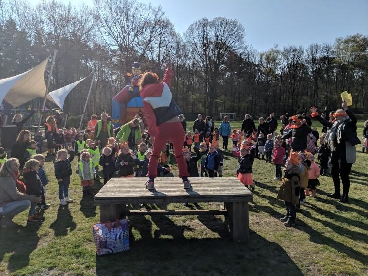 2e editie peuter koningsspelen wederom groot succes!