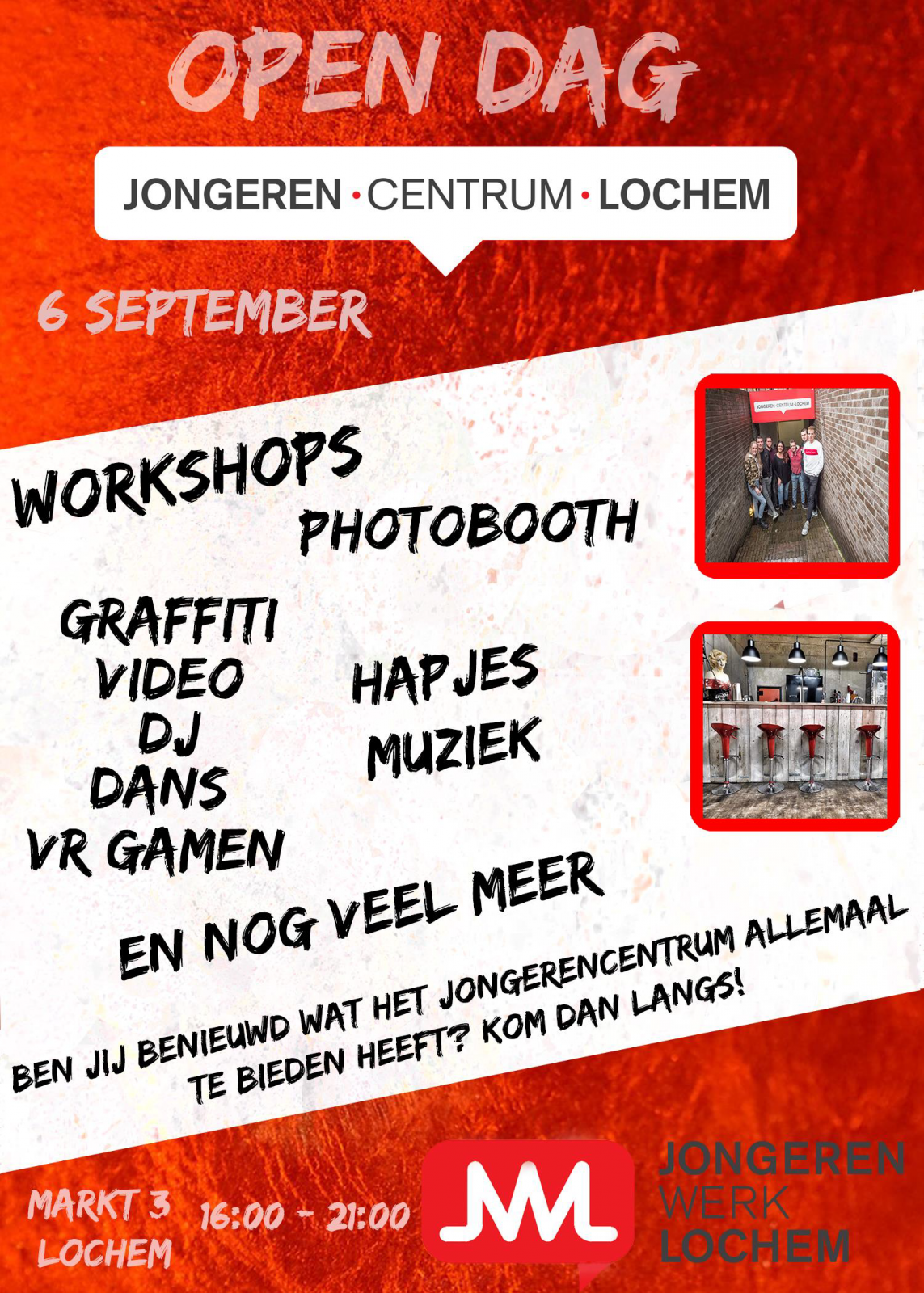 Open dag Jongerencentrum
