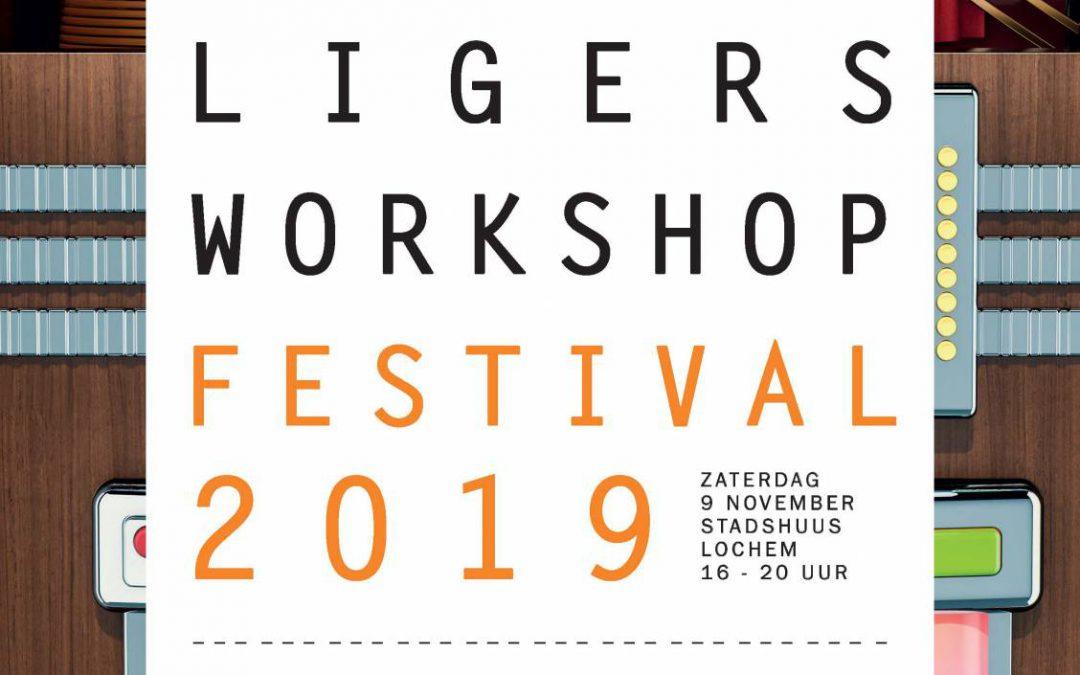Vrijwilligers Workshop Festival 2019