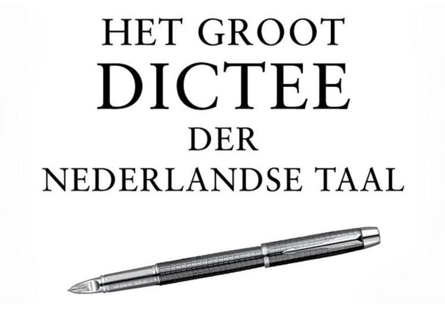 Schrijf mee met het Groot Dictee!