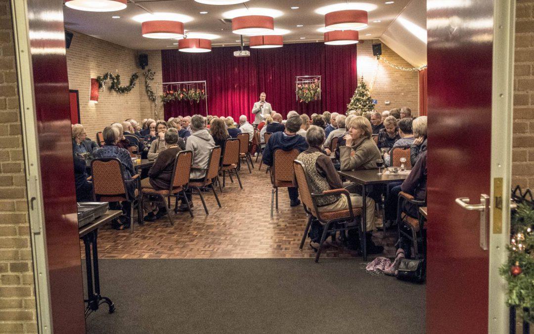 Eindejaarsbijeenkomst Vrijwilligers in Almen 2019