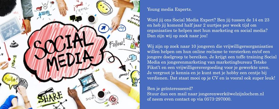 Young Social Media Experts
