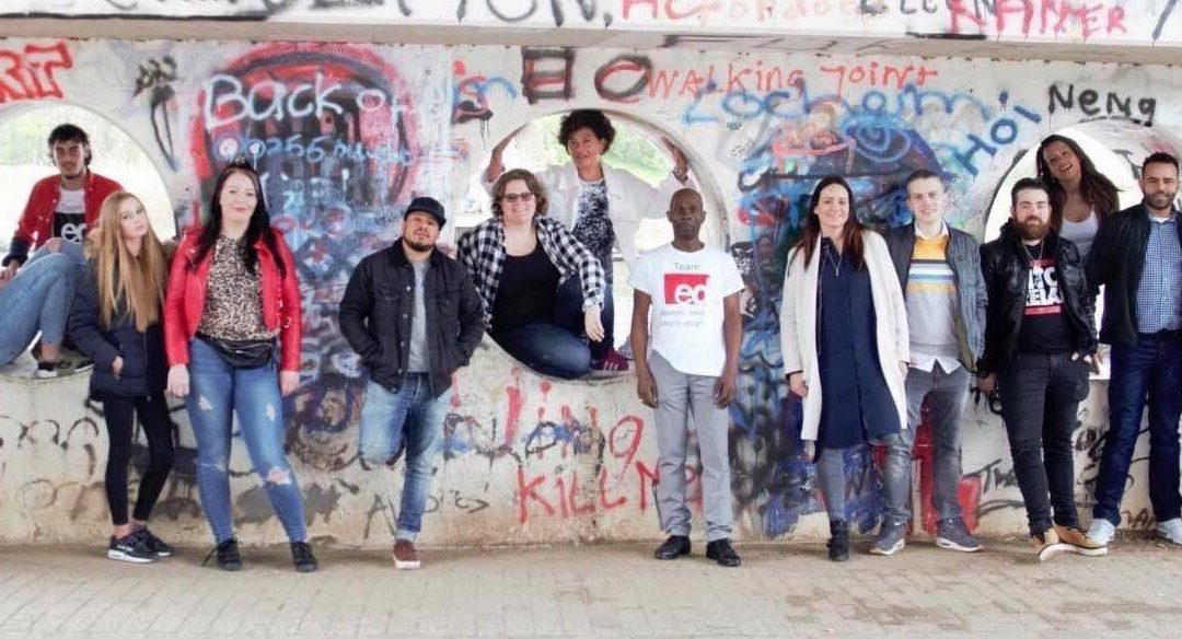 TEAM ED16+: een 'buddysysteem' van jongeren en ervaringsdeskundigen