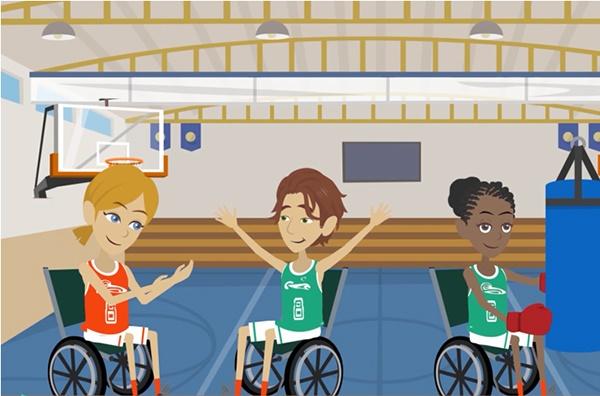 Meld je aan voor hetwebinar 'Inclusief sporten voor sporters met een beperking'