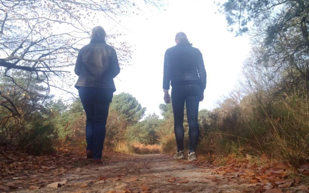 Samen wandelen #watkanwel
