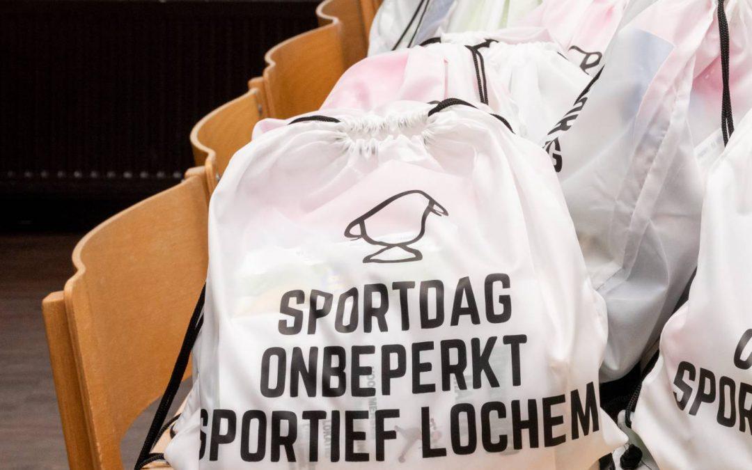 Steun een sportdag voor mensen met een beperking in de gemeente Lochem
