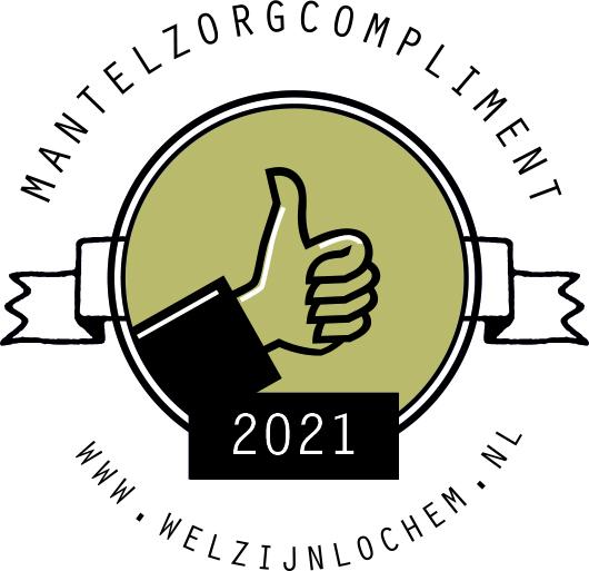 MANTELZORGCOMPLIMENT 2021 – GEMEENTE LOCHEM KAN WORDEN AANGEVRAAGD